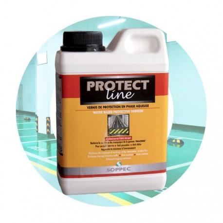 PROTECT LINE : Vernice protettiva in fase acquosa